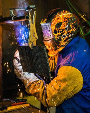 Journeyman Welder