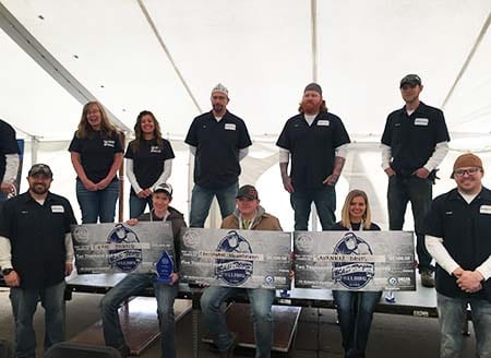 Midwest High School Students Awarded Scholarships for Welding Skills in Regional Competition hosted by Midwest Technical Institute