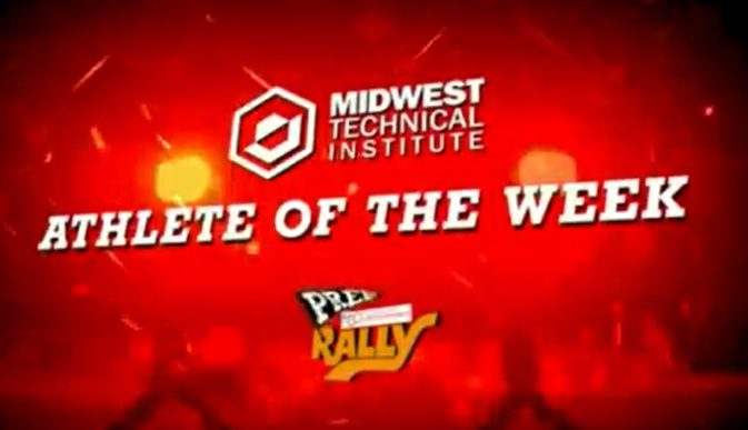 MTI and WEEK TV: Prep Rally Athlete of the Week