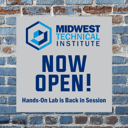 Midwest Technical Institute Is Now Open