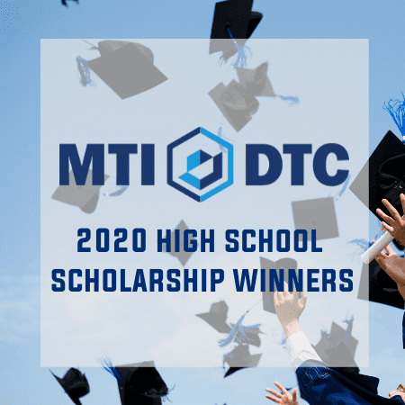 2019-2020 Midwest Technical Institute and Delta Technical College High School Scholarship Winners Announced