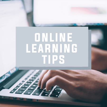 Online Learning Tips for First-Time Online Students