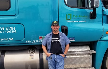Midwest Technical Institute Professional Truck Driving Graduate Named Trucking's Top Rookie Award Finalist