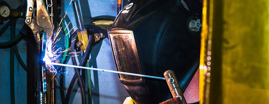 welder training for career